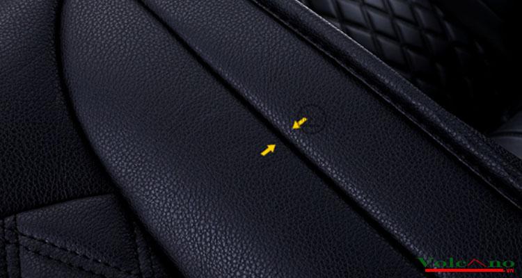 Bọc ghế ô tô  BG04 -không gối (Ảnh 7)