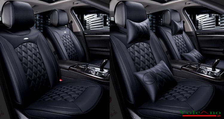 Bọc ghế ô tô  BG04 -không gối (Ảnh 1)