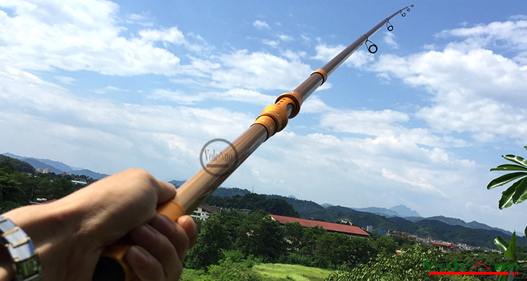 Cần câu Jing Gong Maxbarnet2.4m (Ảnh 5)