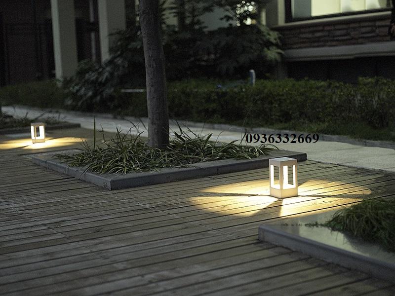Đèn nấm sân vườn panasonic NGL8453