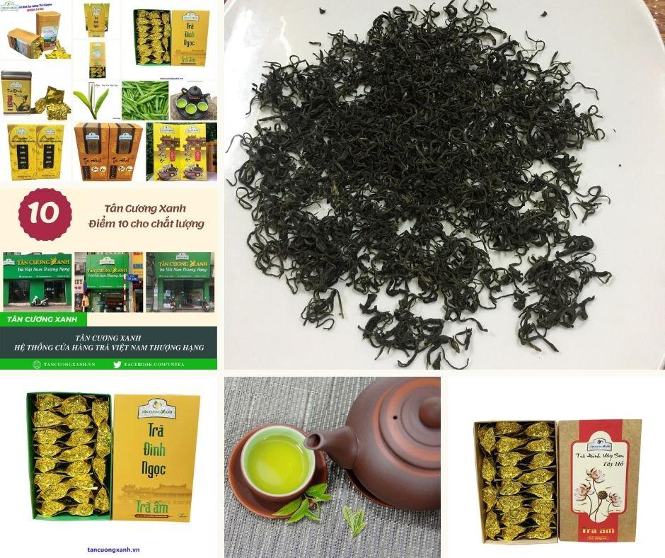 Nghệ thuật thưởng trà của người Việt