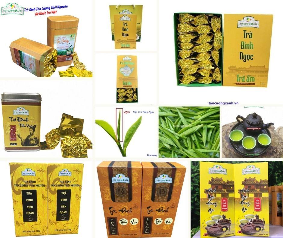 Tác dụng của trà Thái Nguyên