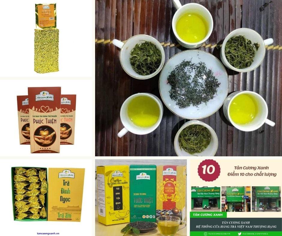 Phân biệt trà  thái nguyên sạch và chè thái nguyên bẩn