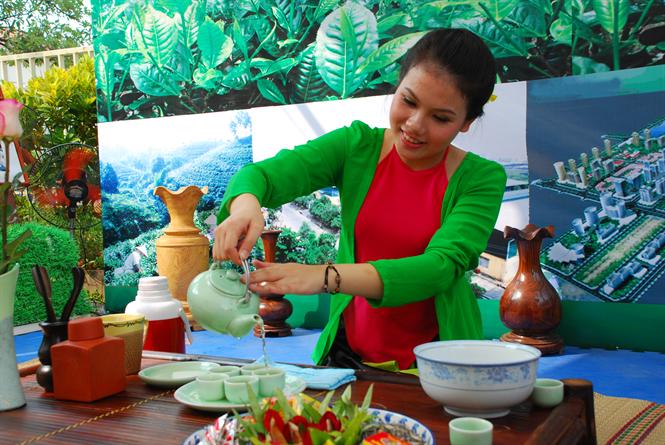 Một vài hướng dẫn làm đẹp khá đơn giản sử dụng trà xanh thái nguyên