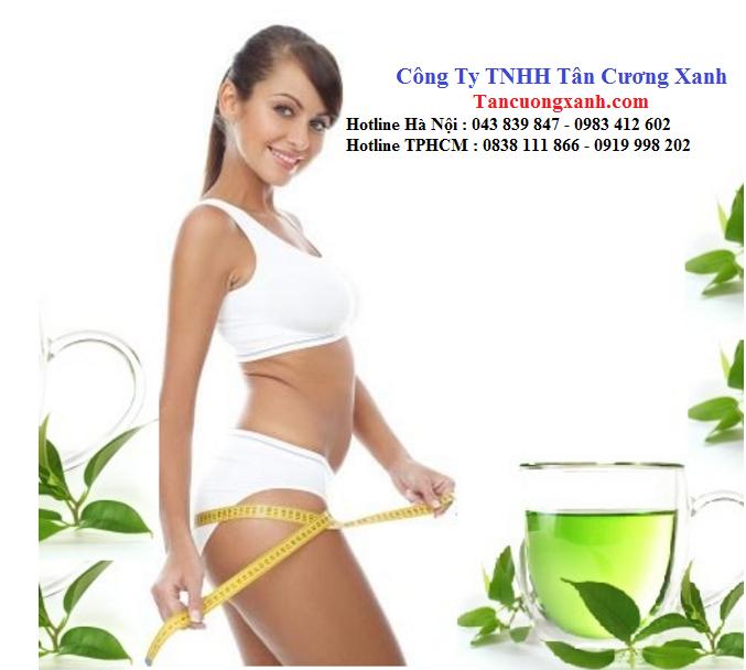 Công dụng giảm cân của chè xanh và mật ong 1