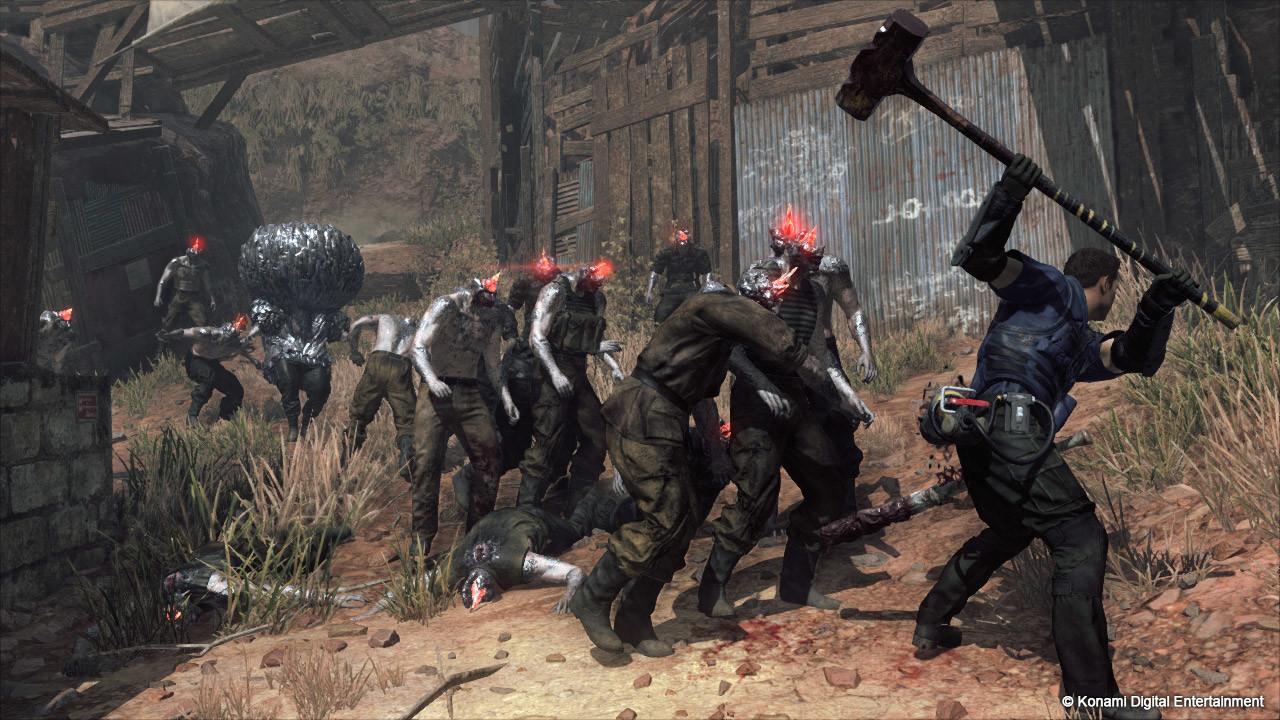 Đĩa Game Ps4 Metal Gear Survive - Hàng nhập khẩu 2