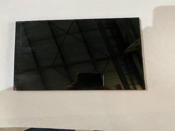 Gương Bỉ Màu đen