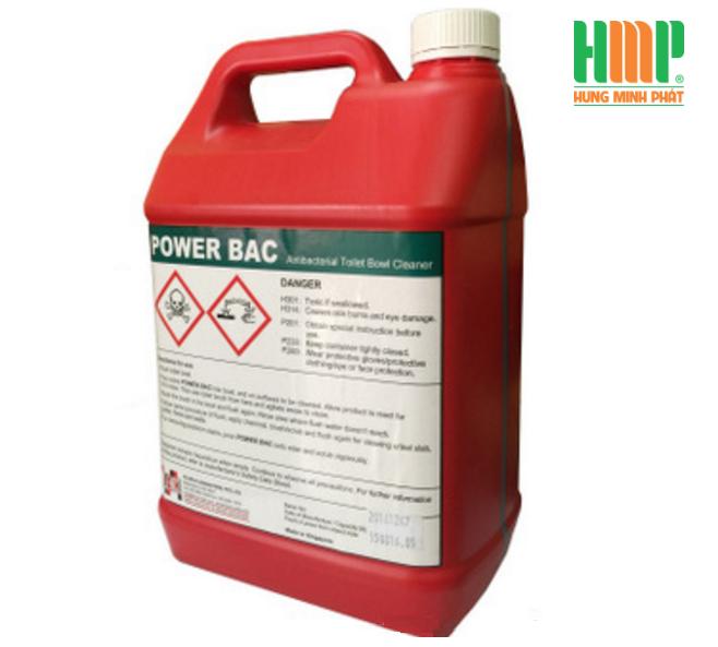 Hóa chất khử trùng và tạo mùi thơm POWER BAC