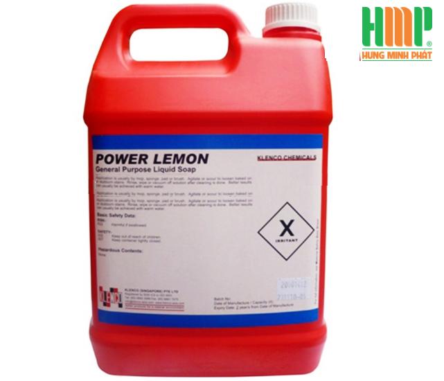 Hóa chất làm sạch đa năng trung tính Power Lemon