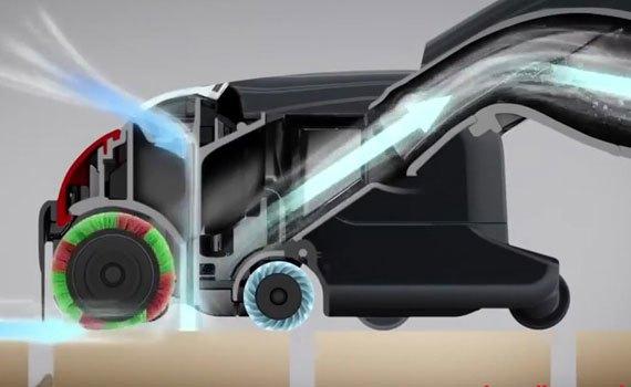 Máy hút bụi Hitachi CV-SC23