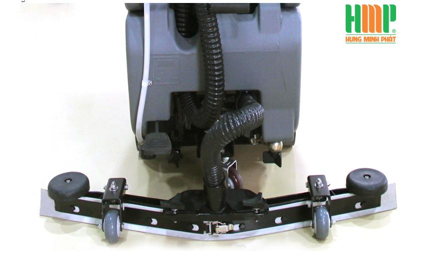 Máy chà sàn liên hợp Kraffer GM-50