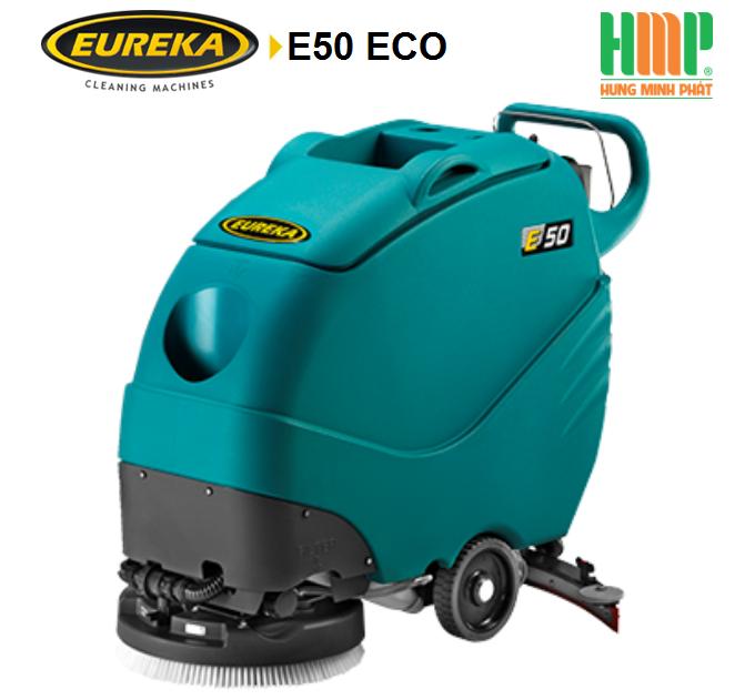 Máy chà sàn liên hợp Eureka E50 ECO