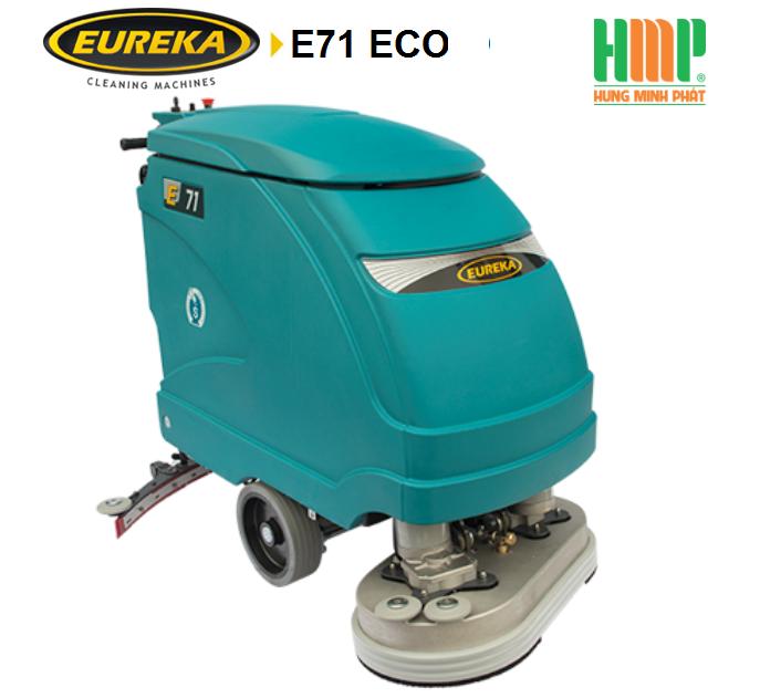 Máy chà sàn liên hợp Eureka E71 ECO