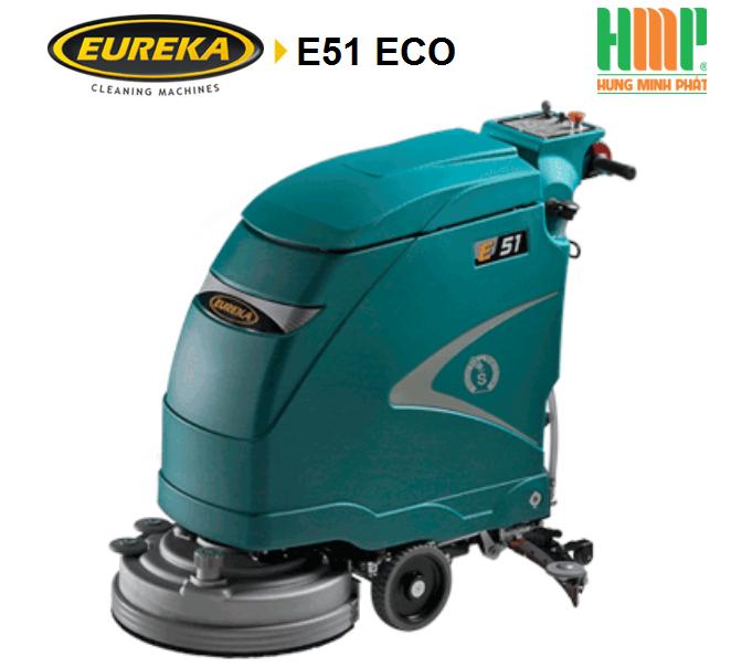 Máy chà sàn liên hợp Eureka E51 ECO