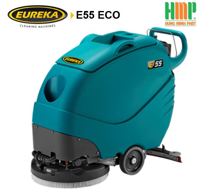 Máy chà sàn liên hợp Eureka E55 ECO