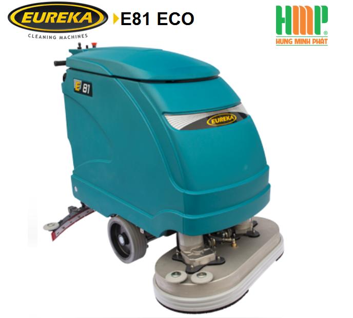 Máy chà sàn liên hợp Eureka E81 ECO