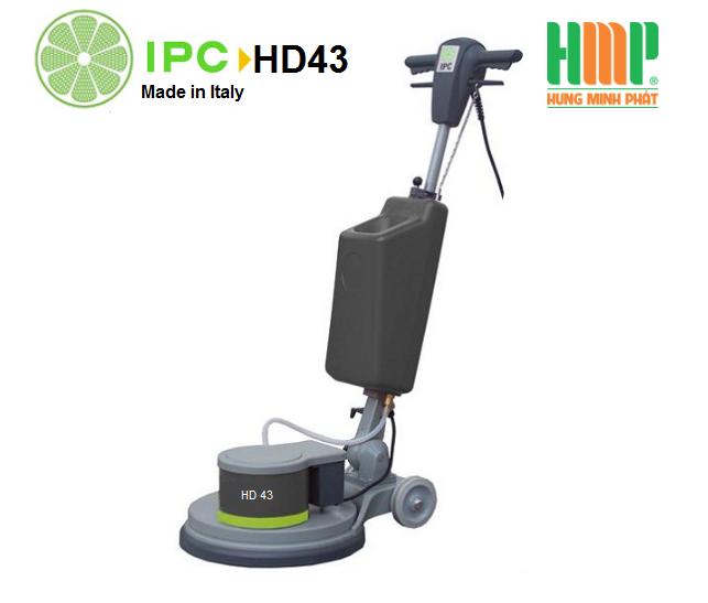Máy chà sàn đơn IPC HD 43