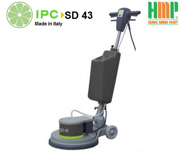 Máy chà sàn IPC SD 43 400