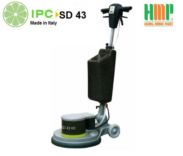 Máy chà sàn đơn IPC SD 43