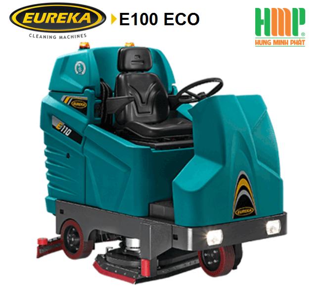 Máy chà sàn ngồi lái Eureka E100 ECO