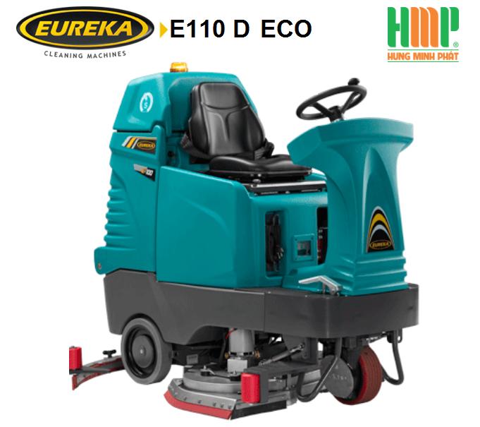 Máy chà sàn ngồi lái Eureka E110 D ECO