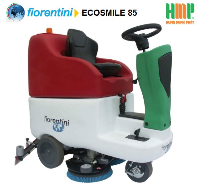 Máy chà sàn ngồi lái Fiorentini ECOSMILE 85
