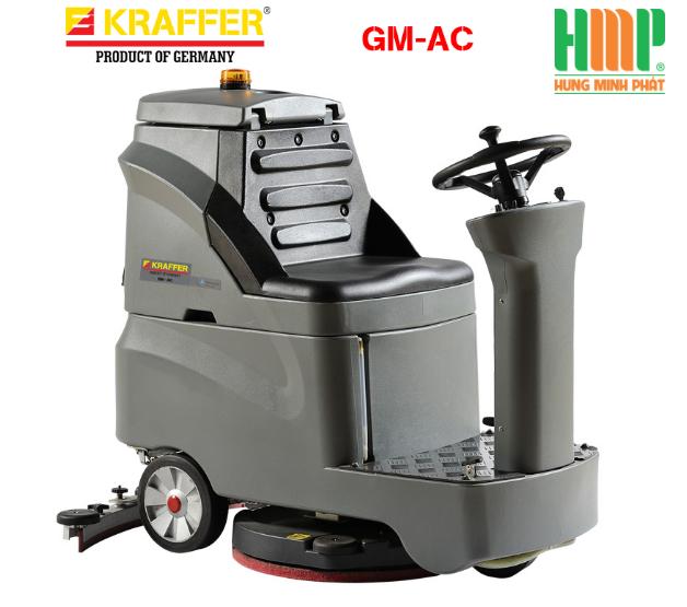 Máy chà sàn ngồi lái Kraffer GM-AC