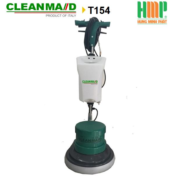 Máy lau sàn công nghiệp Clean Maid T154
