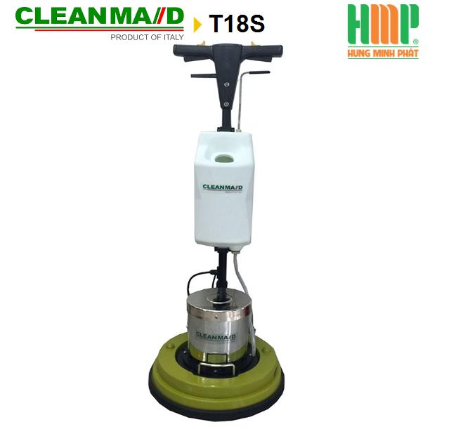 Máy lau sàn công nghiệp Clean maid T 18S