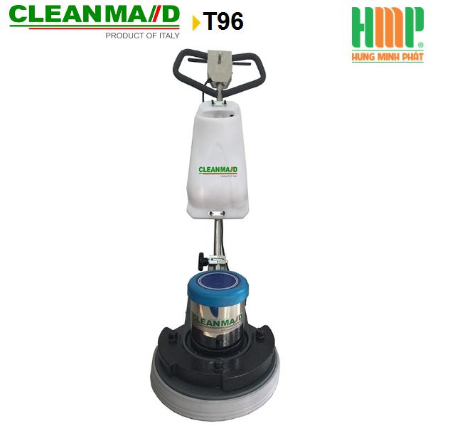 Máy lau sàn công nghiệp Clean Maid T96