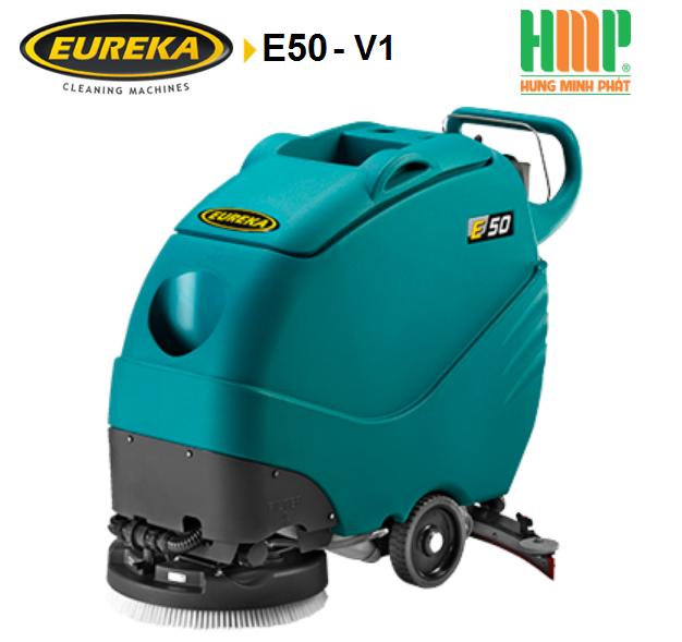 Máy chà sàn liên hợp Eureka E50-V1