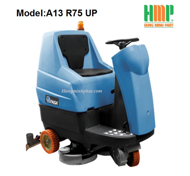 Máy chà sàn liên hợp ngồi lái FASA A13 R75 UP