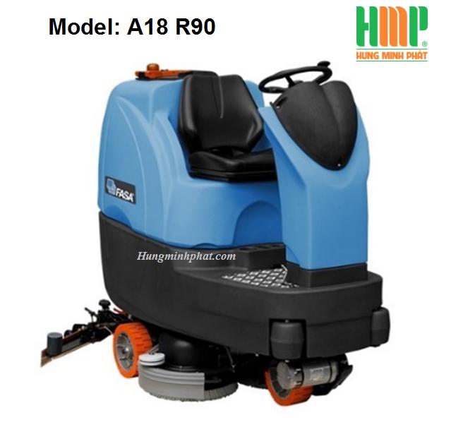 Máy chà sàn liên hợp ngồi lái FASA A18 R90