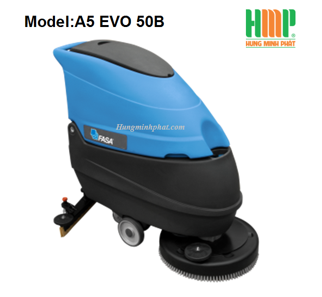Máy chà sàn liên hợp FASA A5 EVO 50B