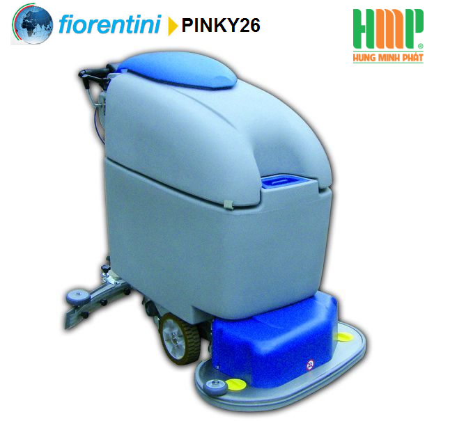 Máy chà sàn liên hợp Fiorentini PINKY26