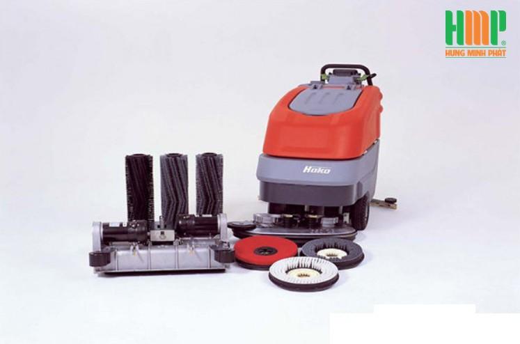 Máy chà sàn liên hợp Hako Scrubmaster B30