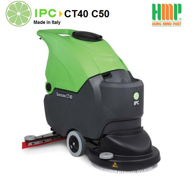 Máy chà sàn liên hợp IPC CT40 C 50