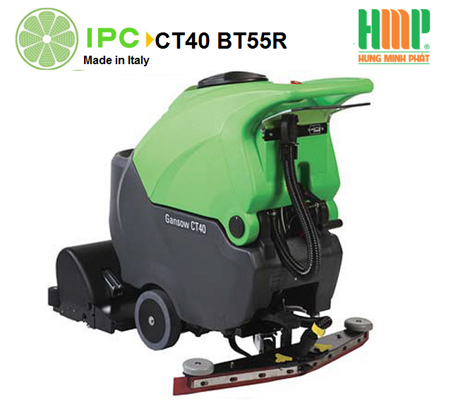 Máy chà sàn liên hợp IPC CT40 BT55 R