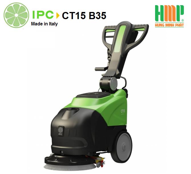 Máy chà sàn liên hơp IPC CT15 B35