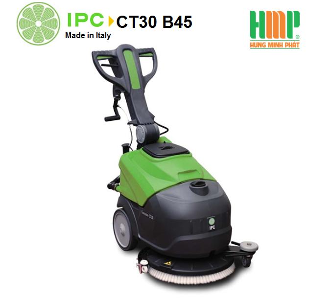 Máy chà sàn liên hơp IPC CT30 B45