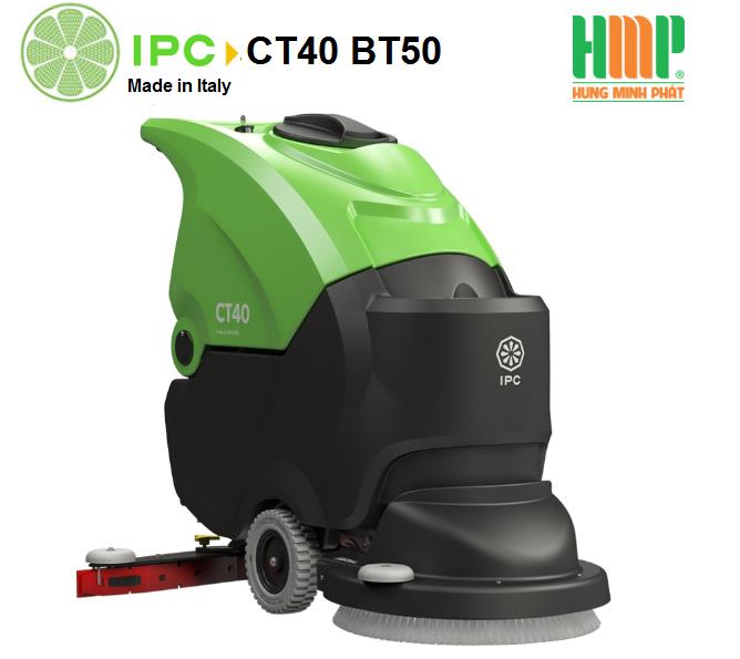 Máy chà sàn liên hợp IPC CT40 BT50