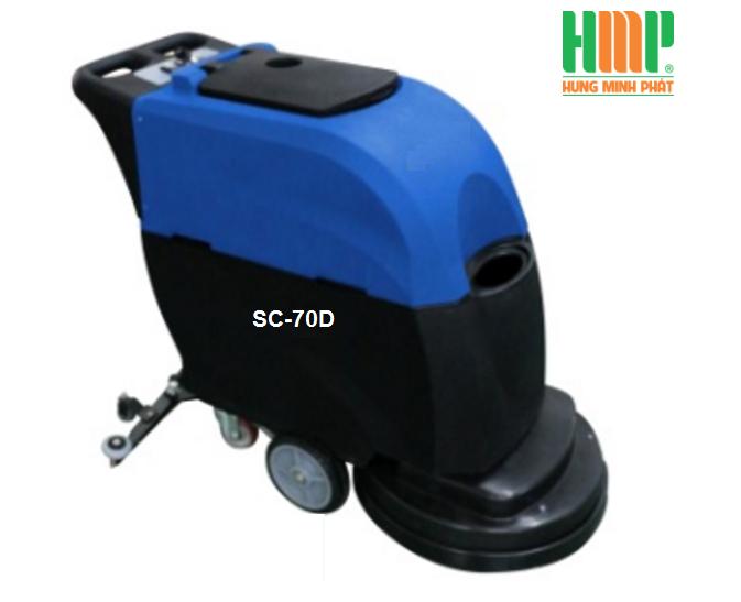 Máy chà sàn liên hợp Supper Clean SC-70D