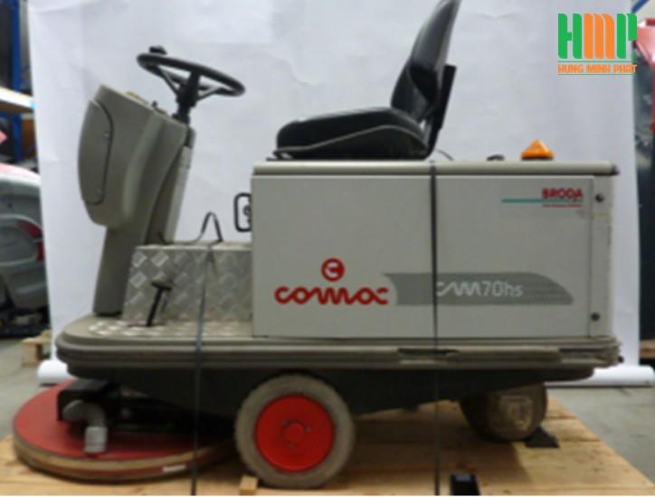 Máy chà sàn ngồi lái Comac CM50/70HS Plus