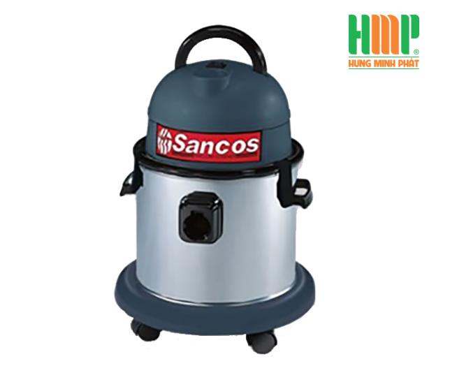 Máy hút bụi- nước công nghiệp Sancos 3220W