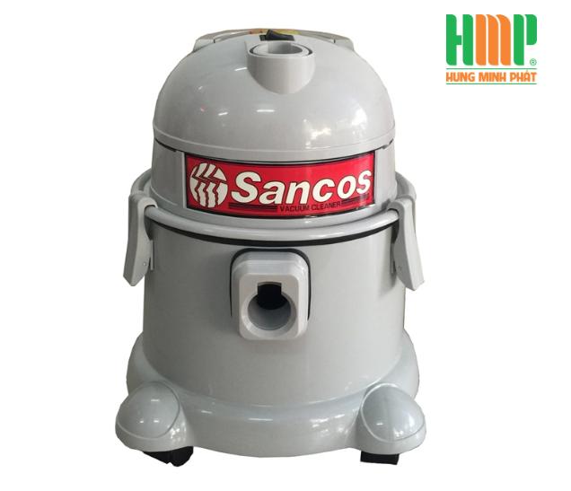 Máy hút bụi- nước công nghiệp Sancos 3223W