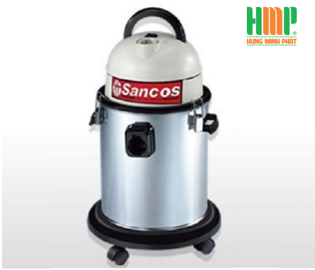 Máy hút bụi- nước công nghiệp Sancos 3291W
