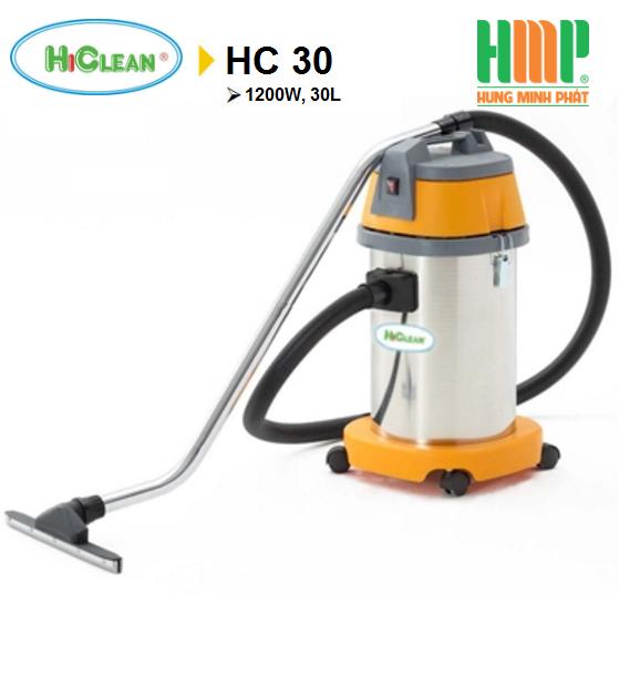 Máy hút bụi công nghiệp Hiclean HC 30
