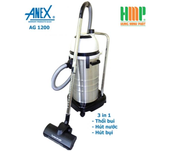 Máy hút bụi – nước công nghiệp AG-1200