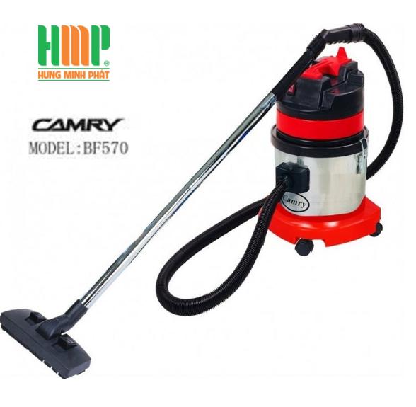 Máy hút bụi – nước Camry BF-570