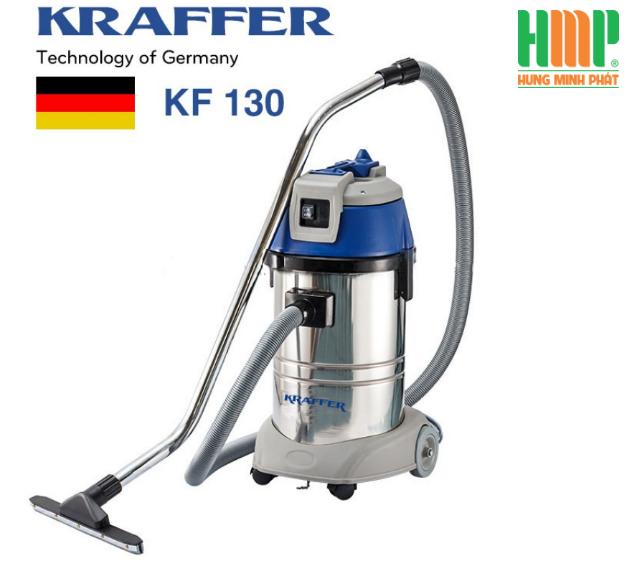 Máy hút bụi công nghiệp KRAFFER KF 130